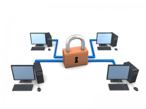 Image of secure computer system
